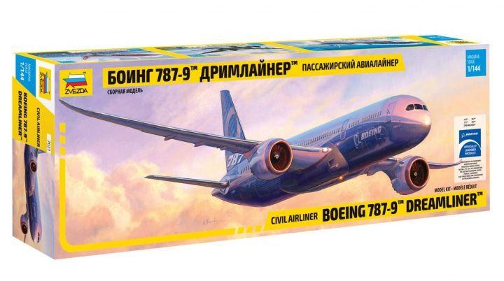 Zvezda Boeing 787-9 Dreamliner