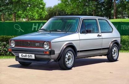 Revell VW Golf I GTI