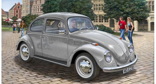 Revell VW Kafer 1500