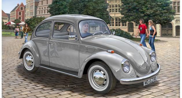 Revell VW Kafer 1500