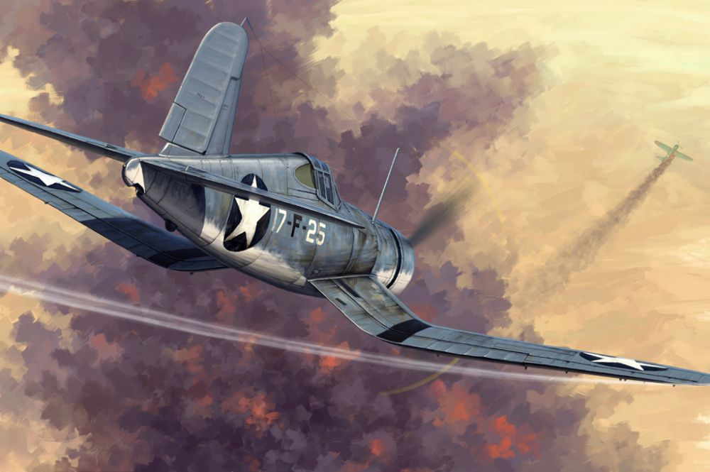 Hobby F4U-1 Corsair Early version
