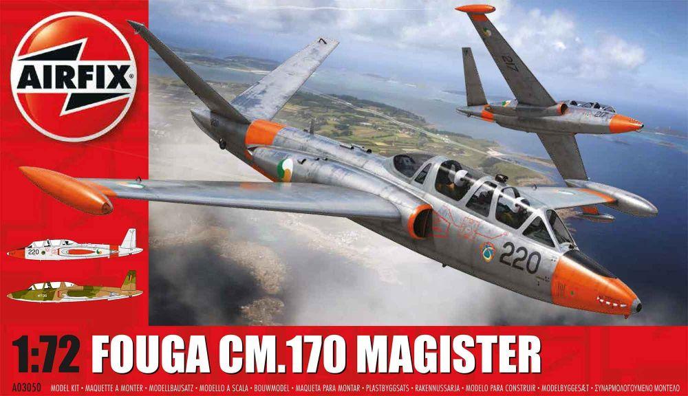 AirFix Fouga CM.170 Magister