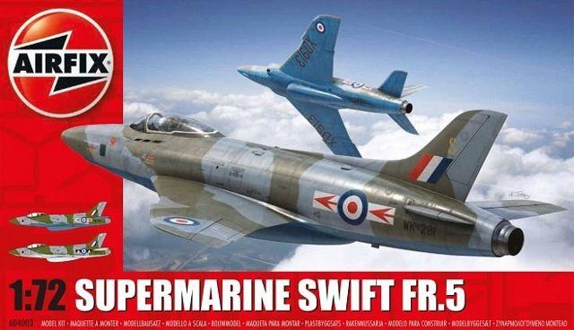 AirFix Supermarine Swift F.R. Mk5