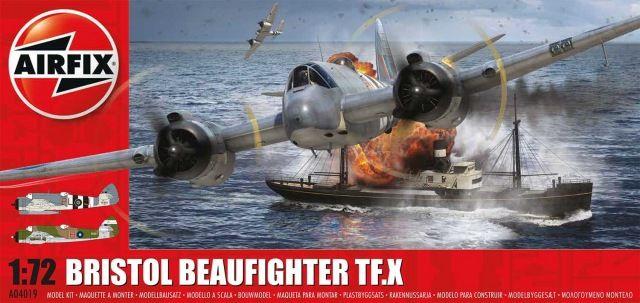 AirFix Bristol Beaufighter Mk.X