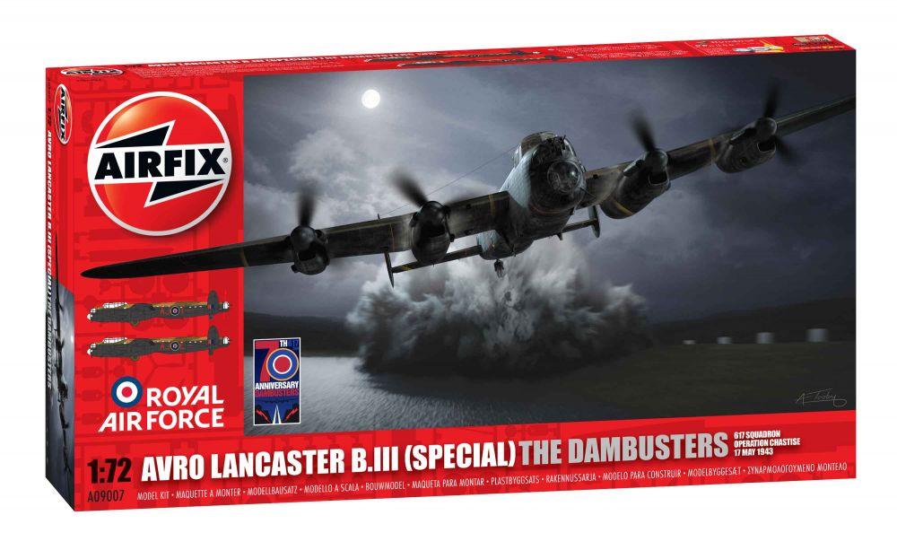 AirFix Avro Lancaster B.III 'Dambusters'