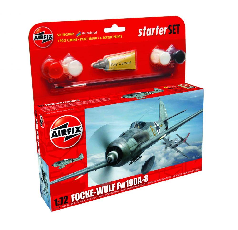 AirFix Focke-Wulf 190-A8