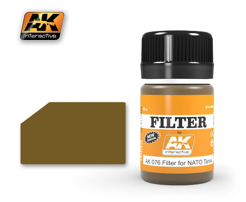 AK Filter For Nato Tanks