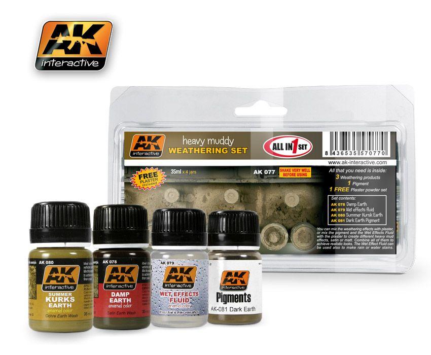 AK Heavy Muddy Set