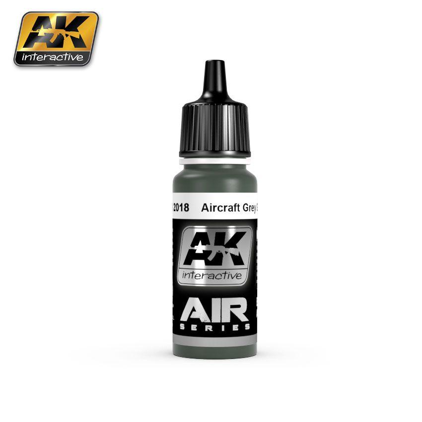 AK Air Series Grey Green