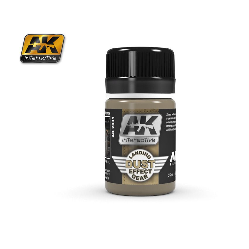 AK Landing Gear Dust