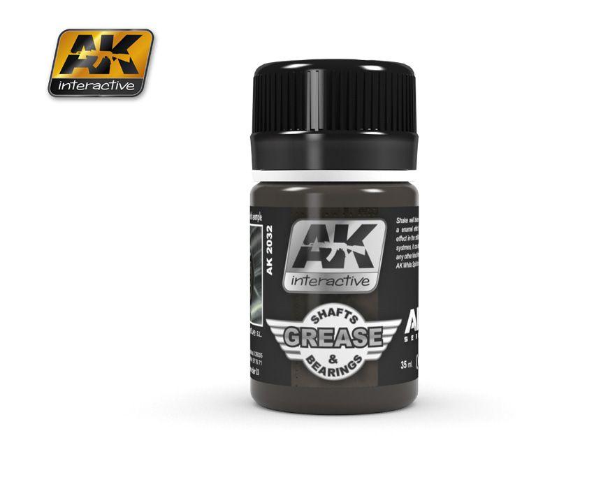 AK Grease Shafts & Bearings