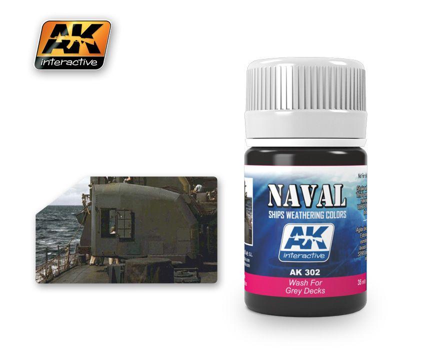 AK Wash For Grey Decks