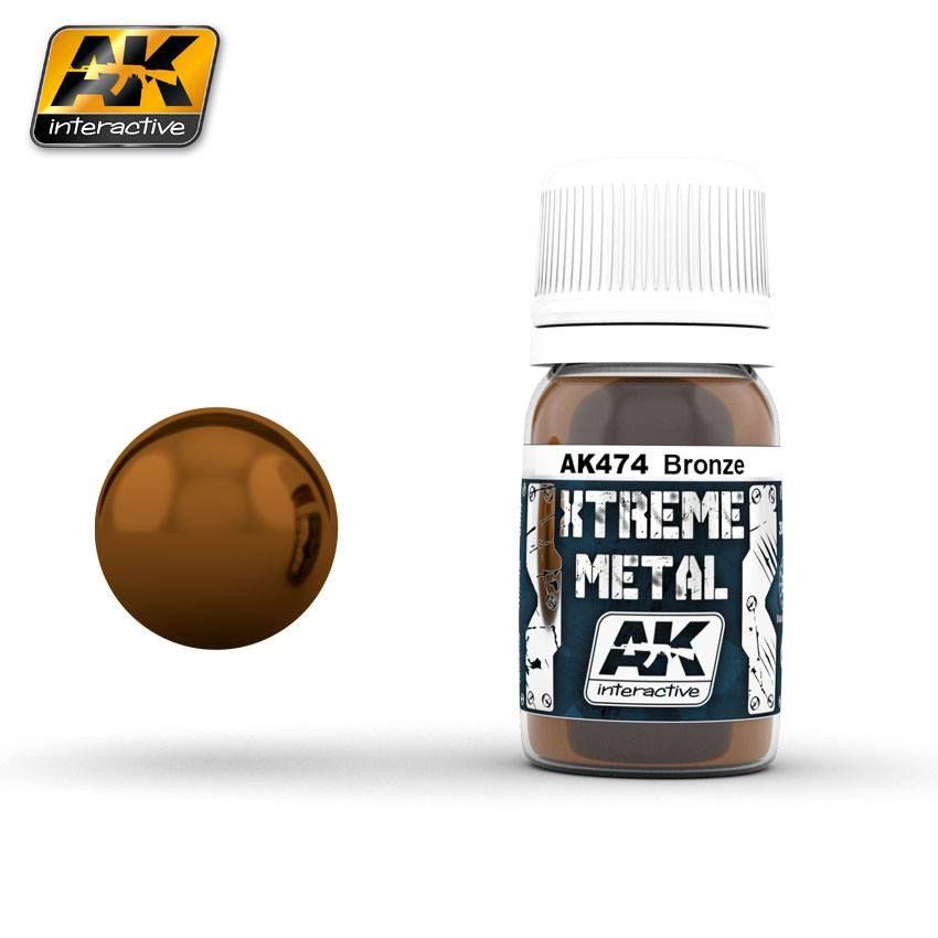 AK Xtreme metal bronze