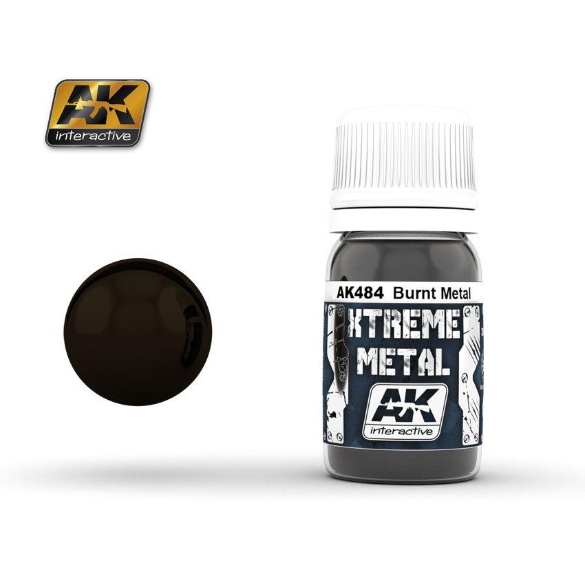 AK Xtreme metal burnt metal