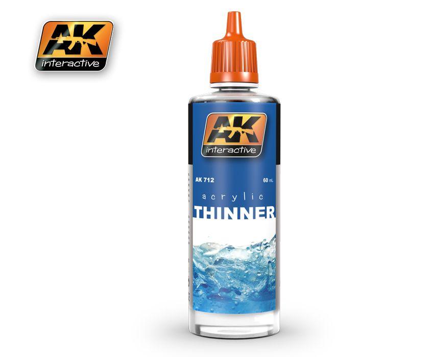 AK Acrylic Thinner