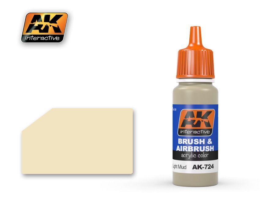 AK Dry Light Mud