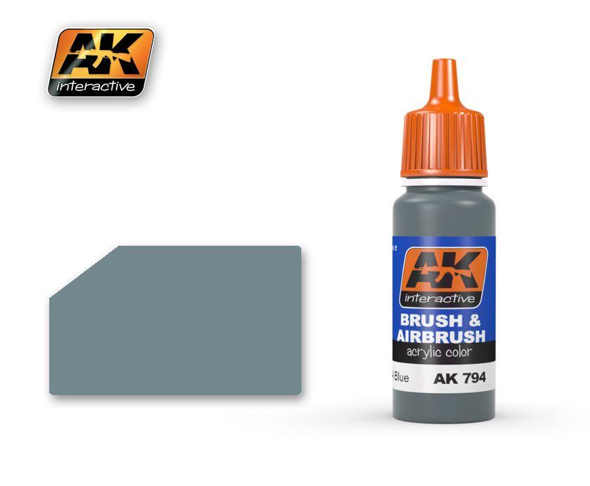 AK SLA Blue