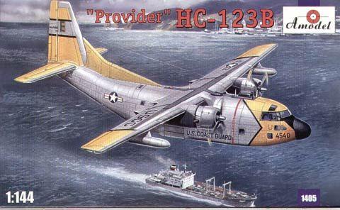 Amodel HC-123B 'Provider' USAF aircraft