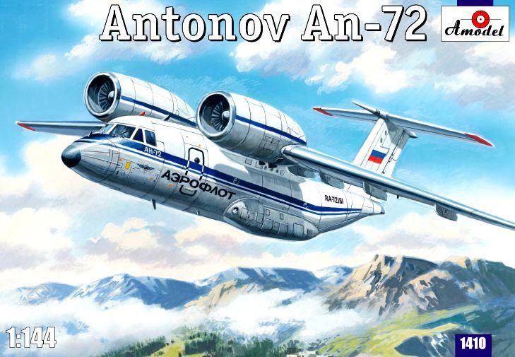 Amodel Antonov An-72
