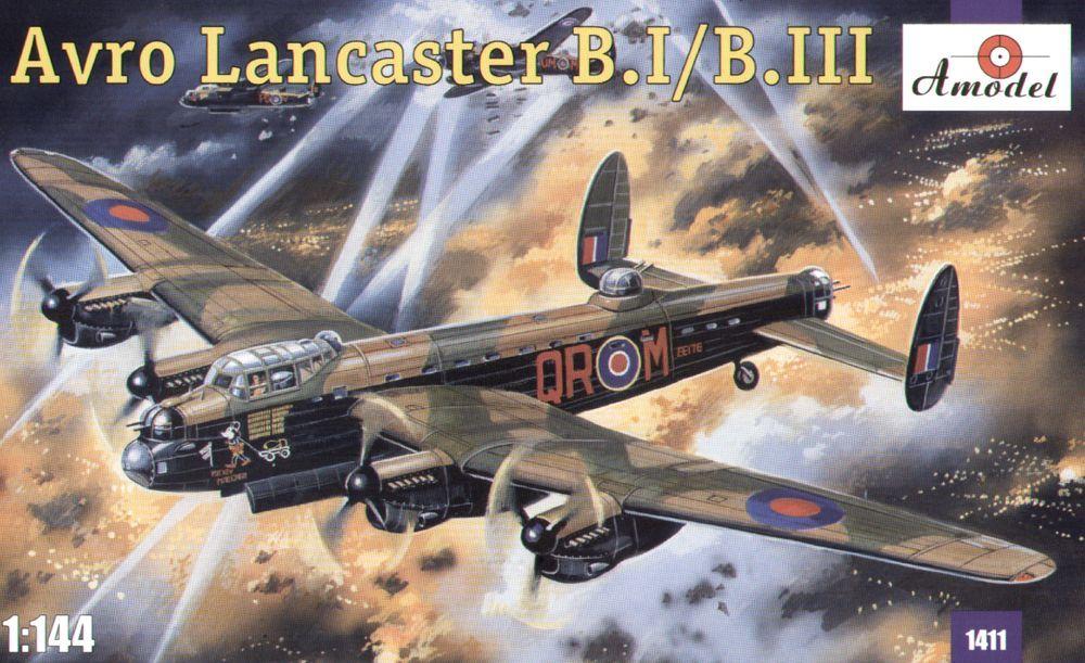 Amodel Avro Lancaster B.I/B.III