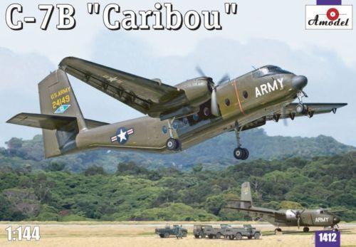 """Amodel C-7B """"Caribou"""""""