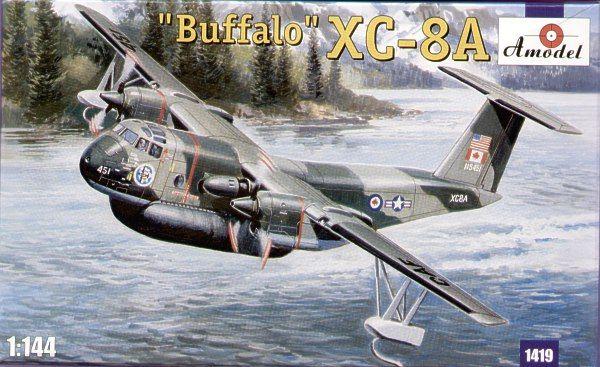 Amodel XC-8A 'Buffalo' USAF aircraft