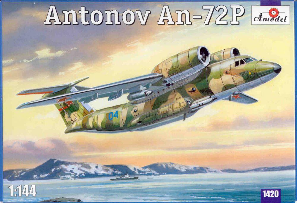 Amodel Antonov An-72P