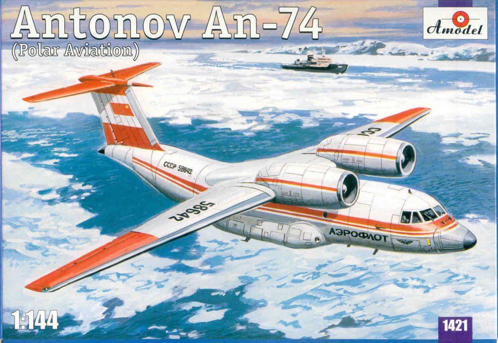 Amodel Antonov An-74 Polar