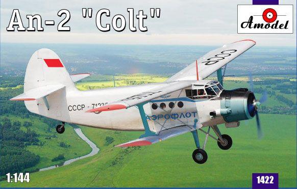 Amodel Antonov An-2 'Colt'