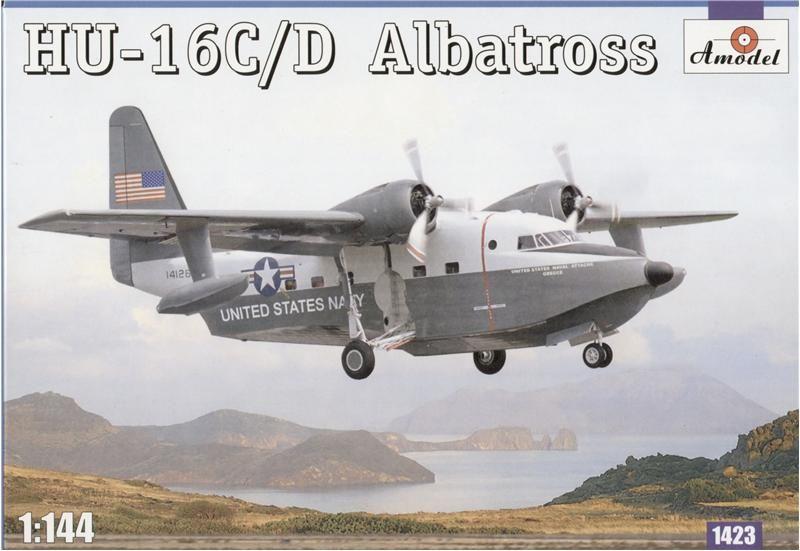 Amodel HU-16C/D Albatross