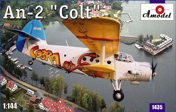 Amodel Antonov An-2 'Cobra'