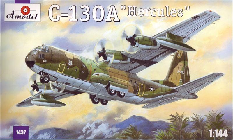 """Amodel C-130A """"Hercules"""""""