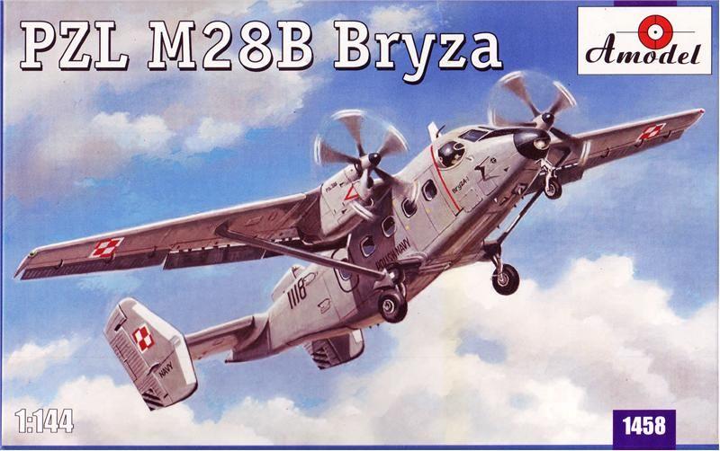 Amodel PZL M28B Bryza