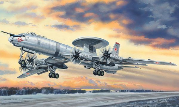 Amodel Tupolev Tu-126