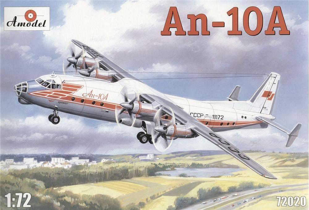 Amodel Antonov An-10