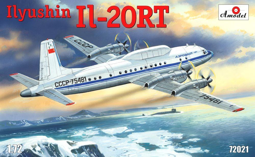 Amodel Ilyushin IL-20RT