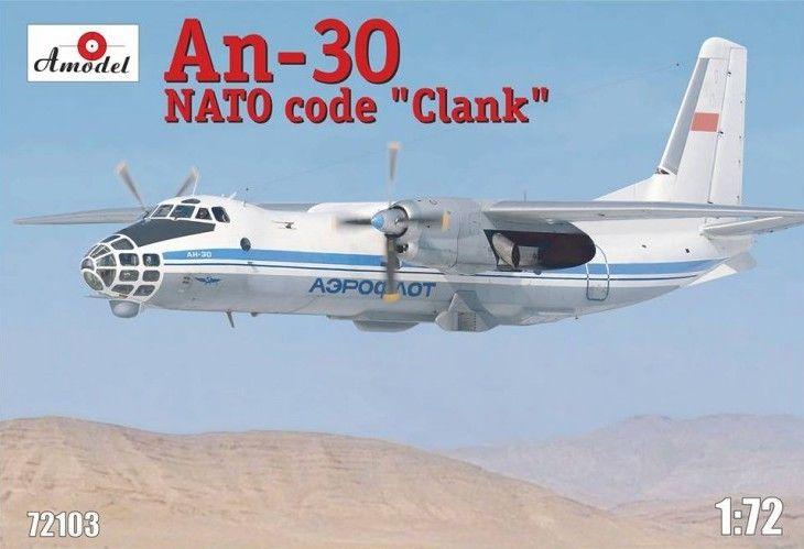 Amodel Antonov AN-30 Clank