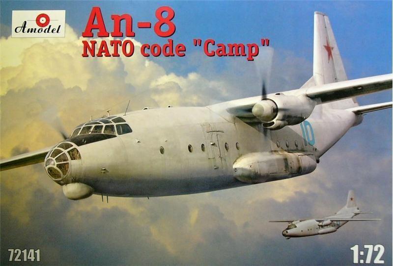 Amodel Antonov An-8