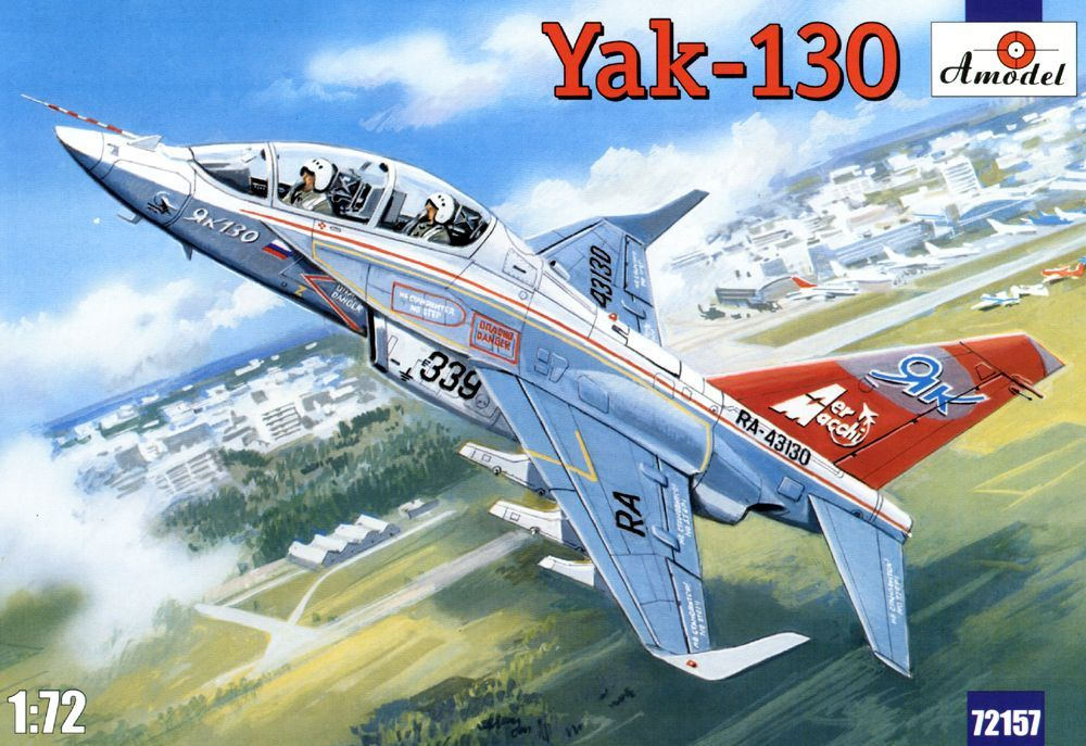 Amodel Yak-130