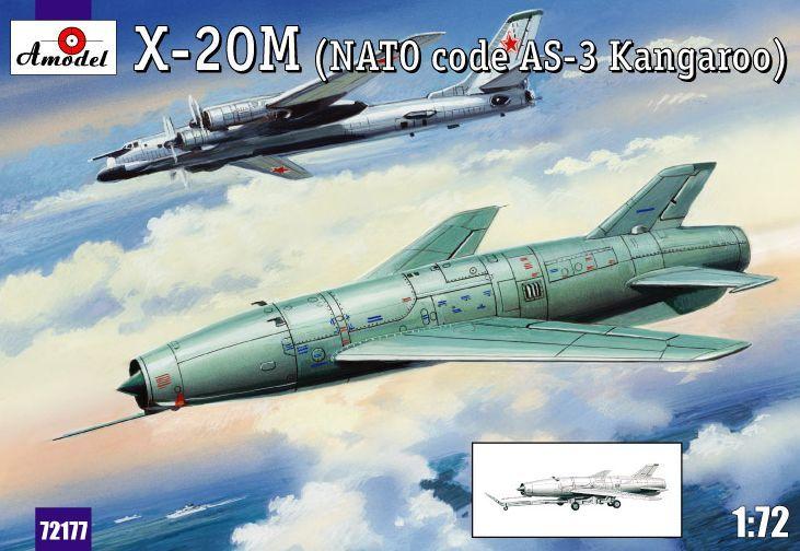 Amodel X-20M (AS-3 Kangaroo)