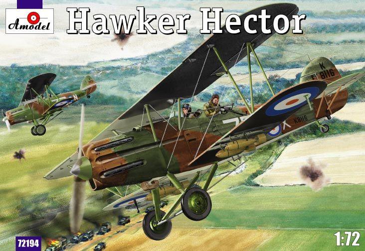Amodel Hawker Hector