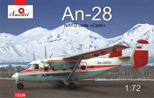 Amodel Antonov An-28 Polar