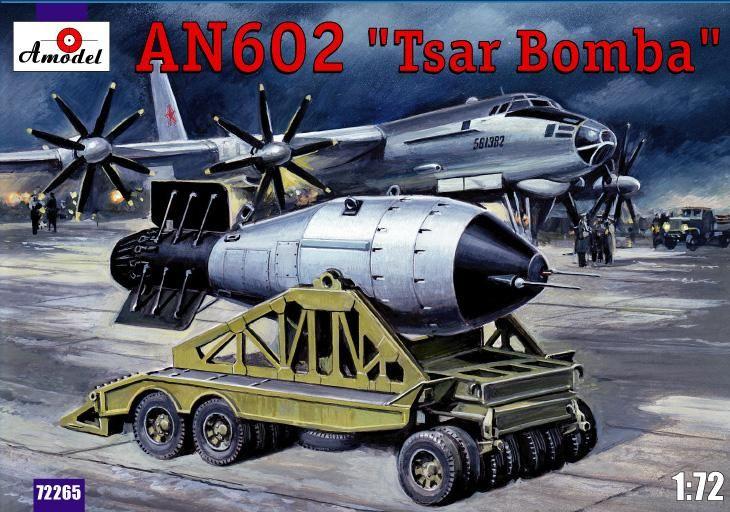 Amodel AN602 Tsar Bomba