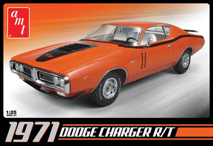 AMT 1971 Dodge Charger R/T