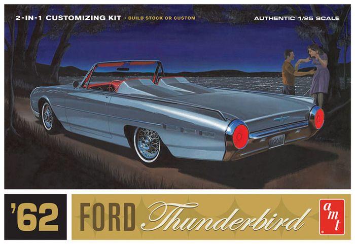 AMT 1962 Ford Thunderbird