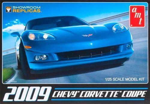 AMT 2009 Corvette Coupe