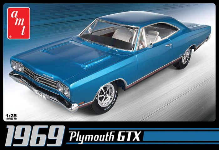 AMT 1969 Plymouth GTX