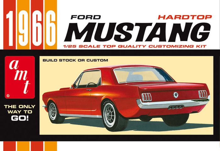 AMT 1966 Ford Mustang