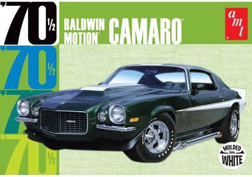 AMT 1970 Camaro Baldwin Motion