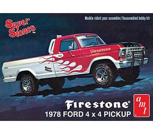 AMT 1978 Ford 4x4 Pick Up